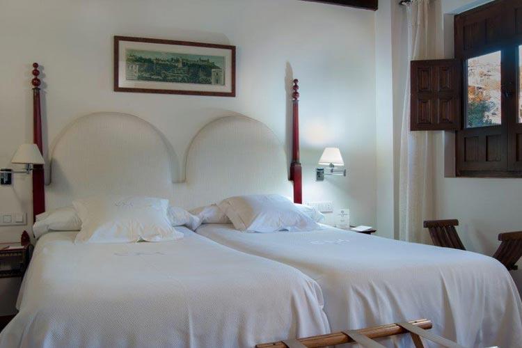 Superior Double - Hotel Casa Morisca - Grenade
