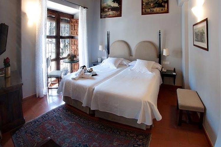 Standard Room - Hotel Casa Morisca - Grenade