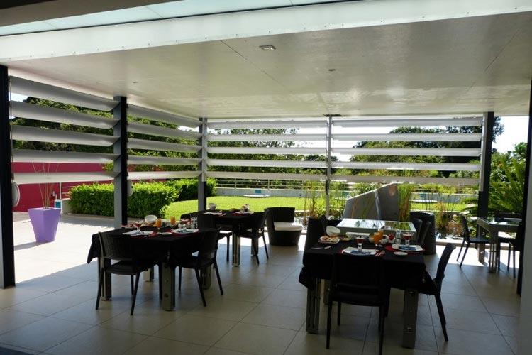 Dining Room - Serene-Estate - St Lucia Estuary