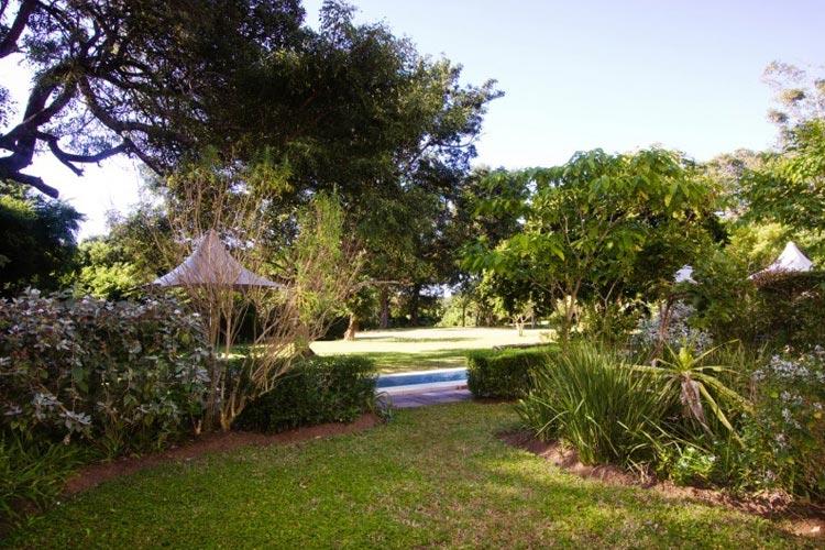 Garden Green Suite - Serene-Estate - St Lucia Estuary