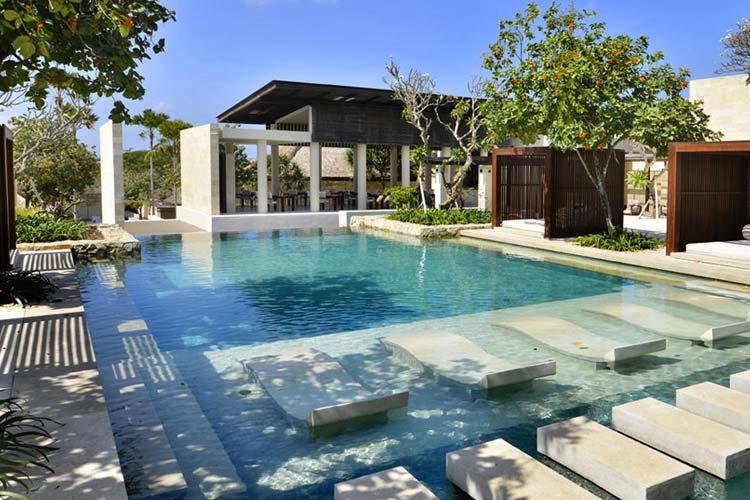 Upper Pool - The Balé - Nusa Dua