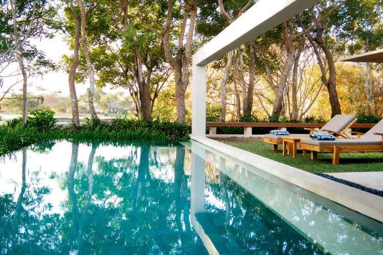 Deluxe Single Pavilion - Private Pool - The Balé - Nusa Dua