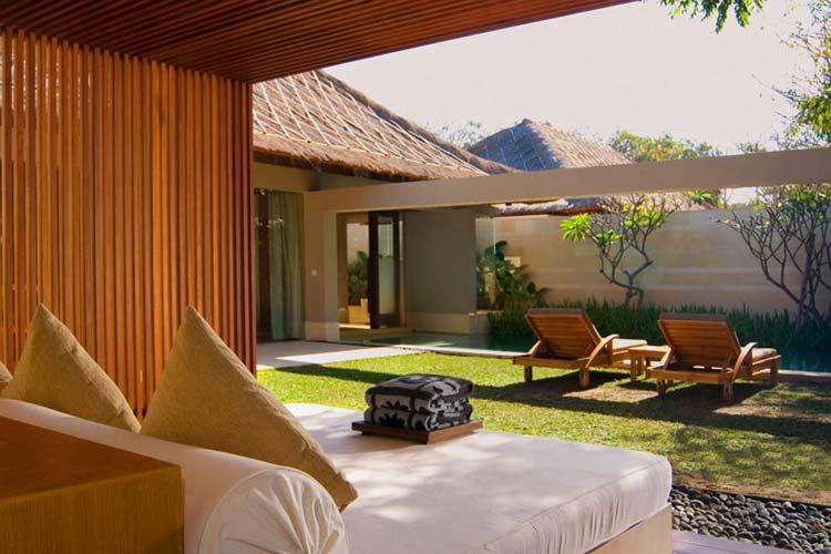 Deluxe Single Pavilion Overview - The Balé - Nusa Dua
