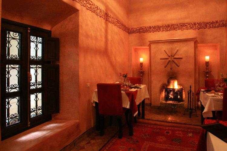 Fine Dining - Dar Les Cigognes - Marrakech