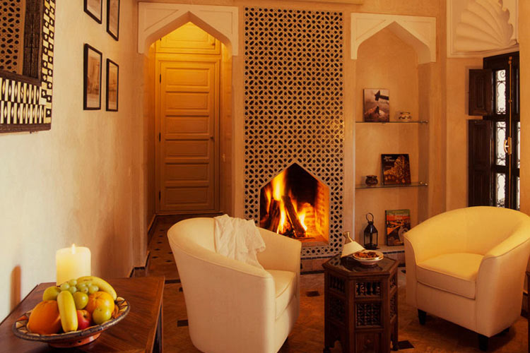 Superior Room - Dar Les Cigognes - Marrakech