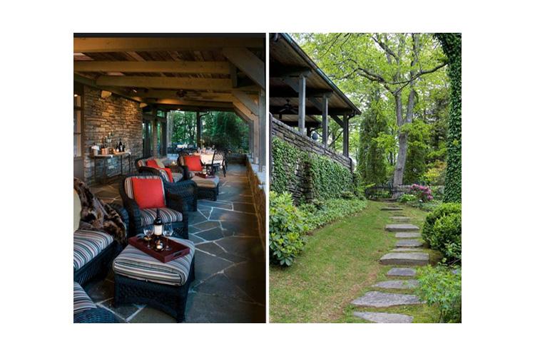 Gideon ridge inn ein boutiquehotel in north carolina for 21 overlook ridge terrace