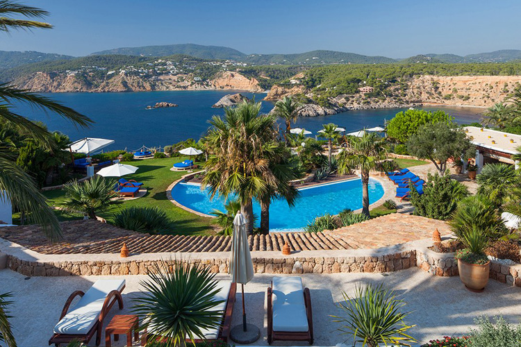 Las brisas de ibiza a boutique hotel in ibiza for Design boutique hotels ibiza