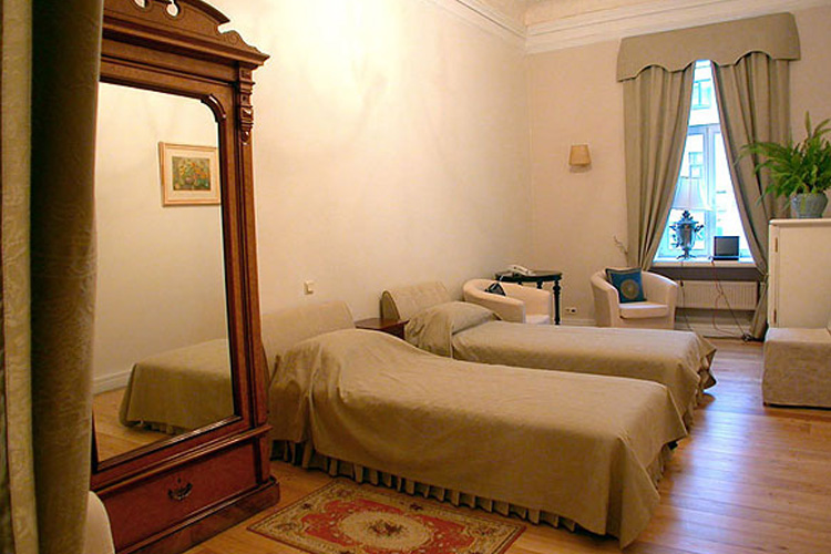 Double Room Trezzini - Casa Leto - Sankt Petersburg