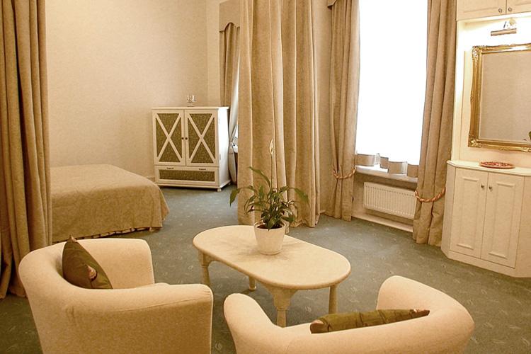 Doube Room Rinaldi - Casa Leto - Sankt Petersburg