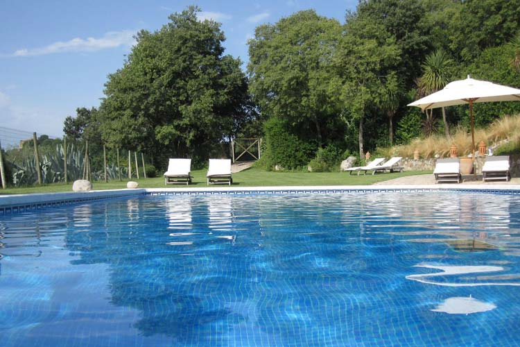 Swimming Pool - Can Serola - Sales de Llierca