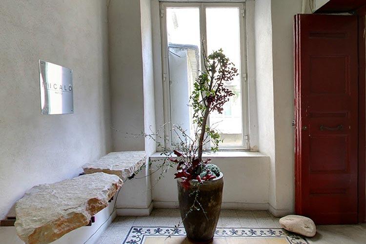 Entrance - Micalo - Neapel