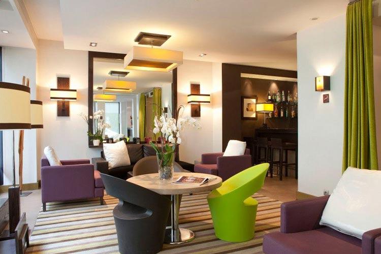 Lounge - Hotel Duret - Paris