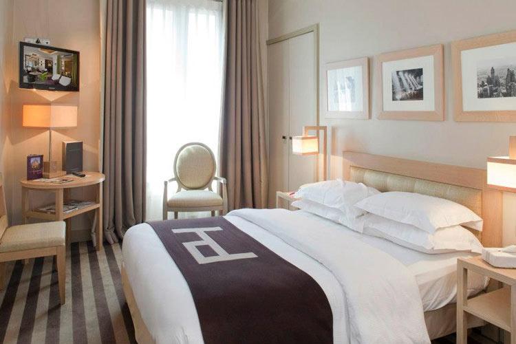 Standard Room - Hotel Duret - Paris