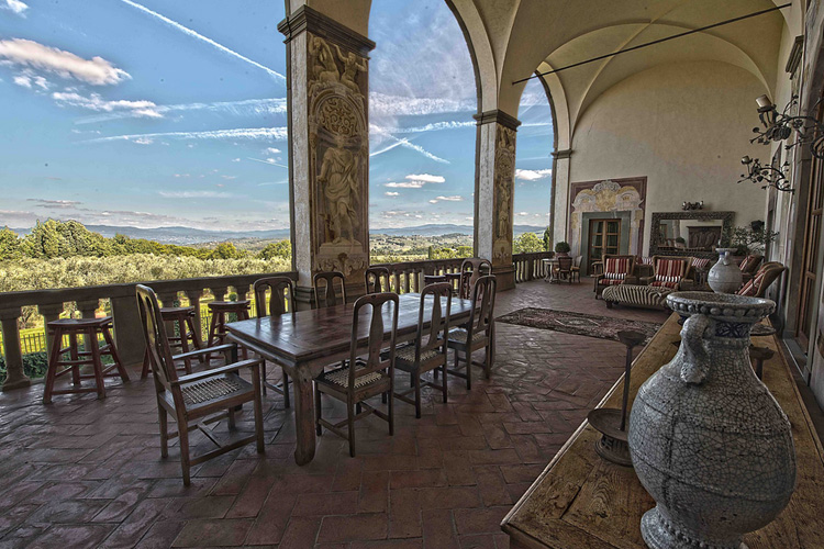 Villa Mangiacane A Boutique Hotel In Tuscany Page
