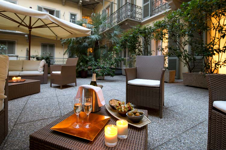 Town House 70 A Boutique Hotel In Turin Page