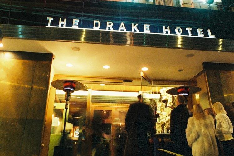 Front Door - Drake Hotel - Toronto