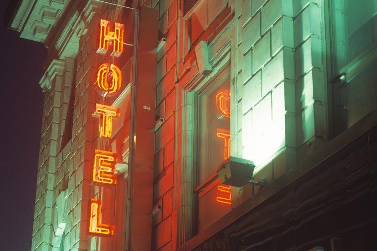 Facade - Drake Hotel - Toronto