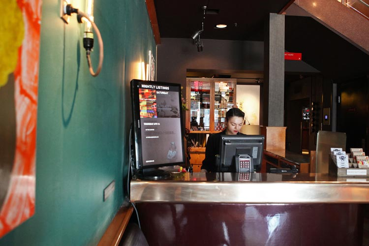 Reception - Drake Hotel - Toronto