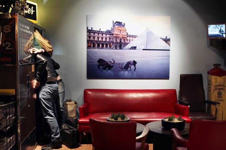 Living Room - Drake Hotel - Toronto