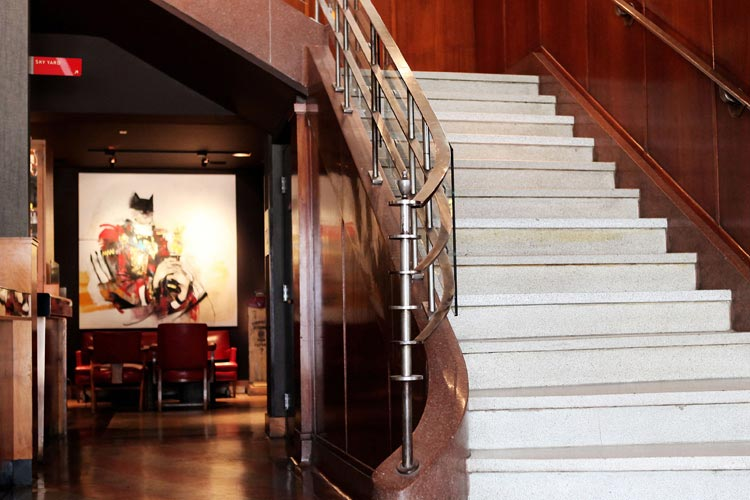 Staircase - Drake Hotel - Toronto