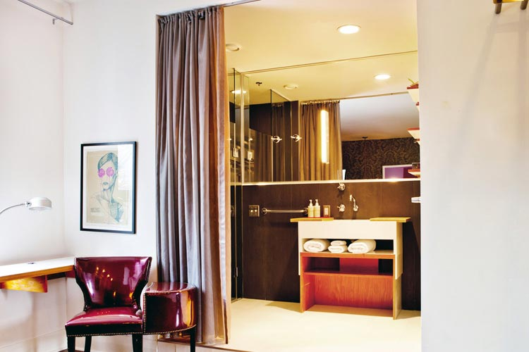 Salon Room - Drake Hotel - Toronto