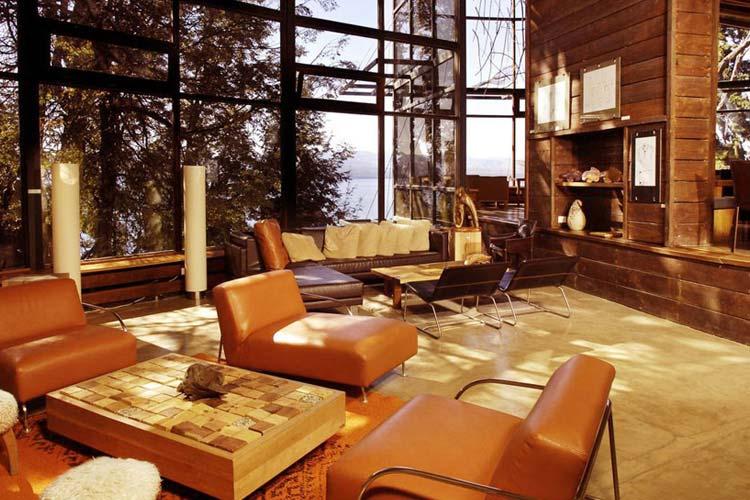 Lounge - Design Suites Bariloche - San Carlos de Bariloche