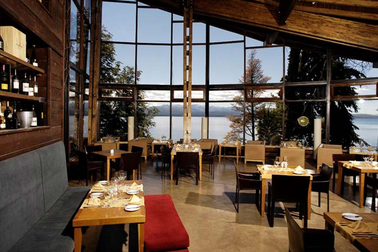 Restaurant - Design Suites Bariloche - San Carlos de Bariloche