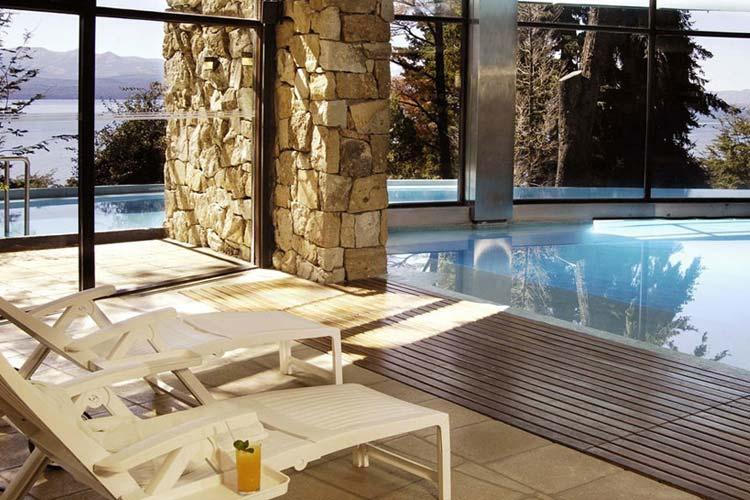 Indoor Pool - Design Suites Bariloche - San Carlos de Bariloche
