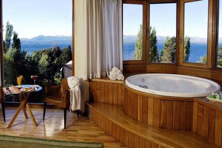 Junior Suite - Design Suites Bariloche - San Carlos de Bariloche