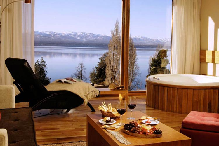Luxury Suite - Design Suites Bariloche - San Carlos de Bariloche