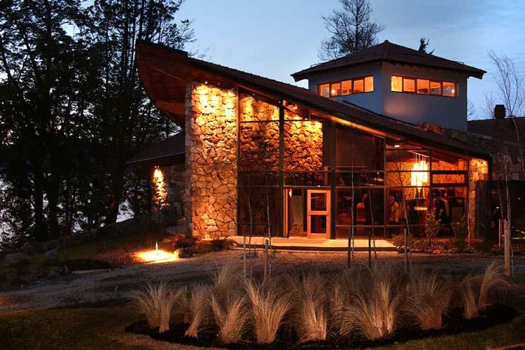 View at Night - Design Suites Bariloche - San Carlos de Bariloche