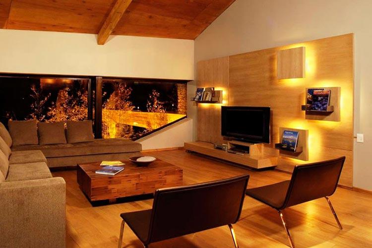 Lounge - Design Suites Calafate - El Calafate