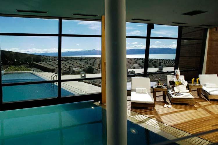 Spa - Design Suites Calafate - El Calafate