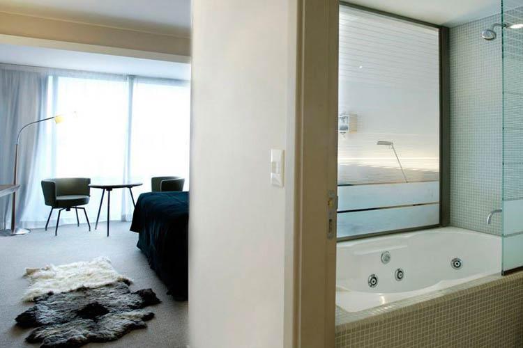 Junior Suite - Design Suites Calafate - El Calafate