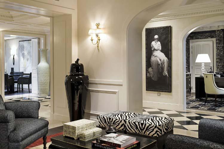 Lobby - Hotel Keppler - Paris