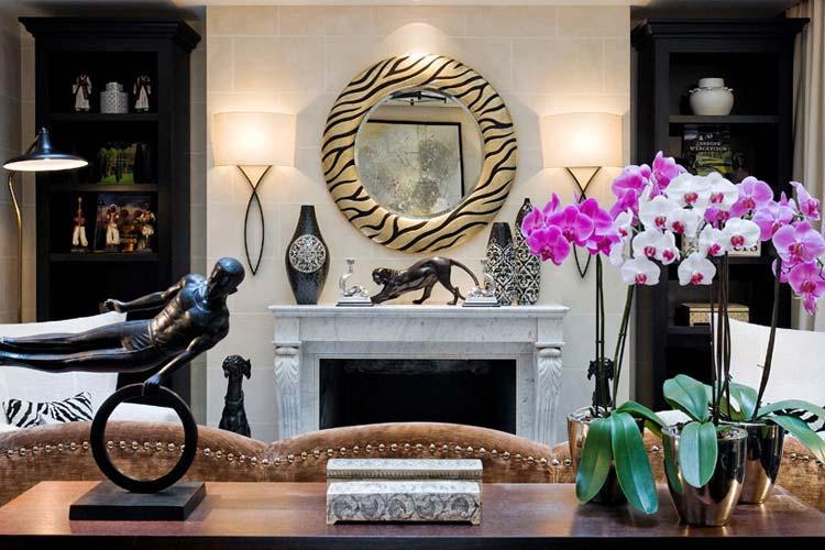 Lounge - Hotel Keppler - Paris