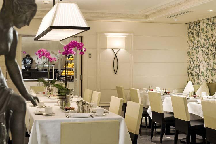 Breakfast Room - Hotel Keppler - Paris