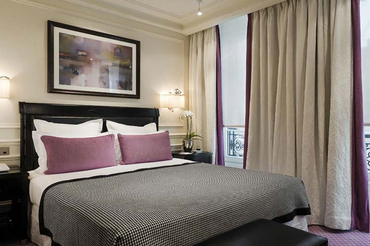 Standard Room - Hotel Keppler - Paris