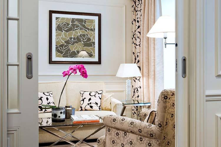 Deluxe Suite - Hotel Keppler - Paris