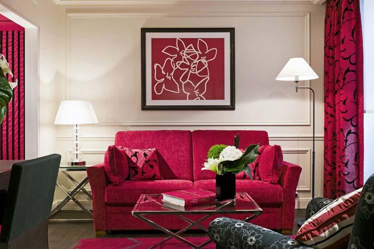 Traditional Suite - Hotel Keppler - Paris