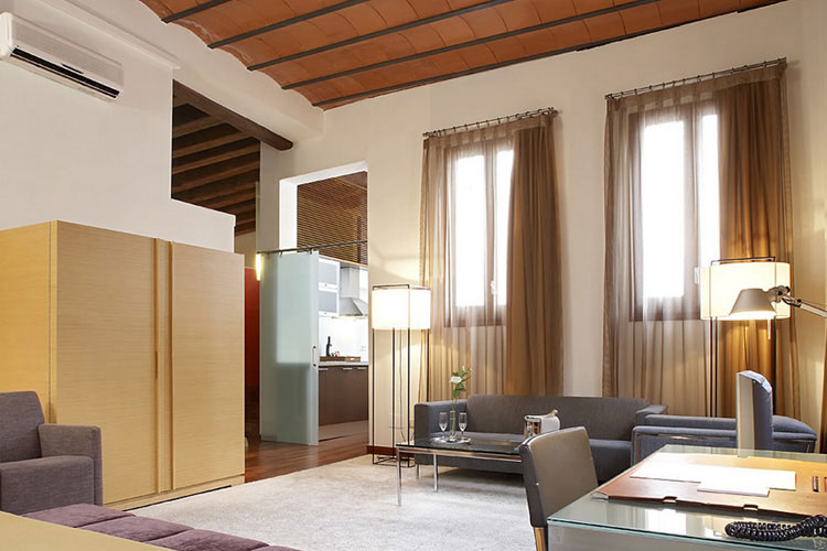 Suite - Hotel Mercer Boria - Barcelona