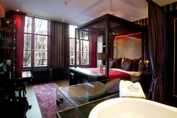 Small Boutique Hotels Amsterdam