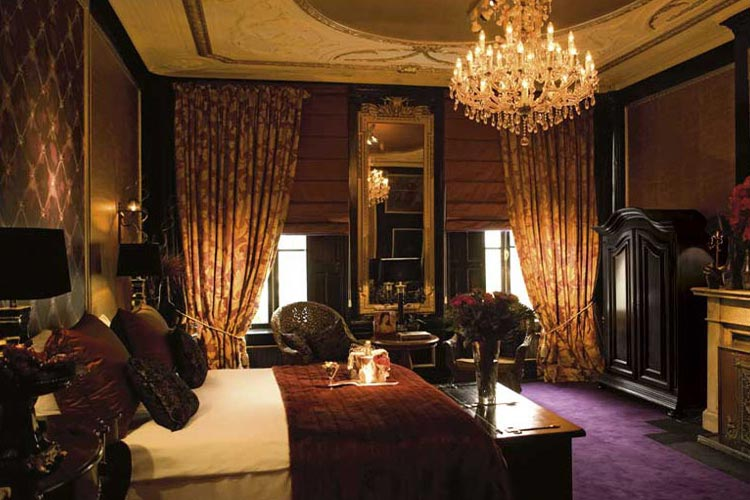 Royal Suite with Jacuzzi - Hotel Toren - Amsterdam