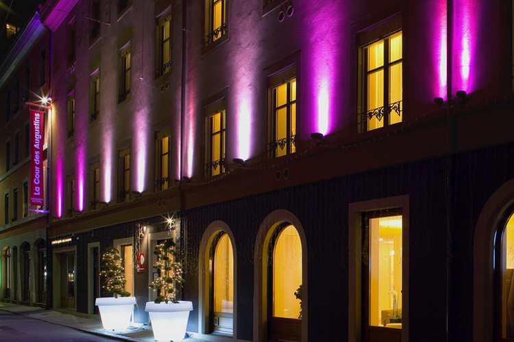 La cour des augustins boutique hotel a boutique hotel in for Design hotel geneva rue ferrier 6