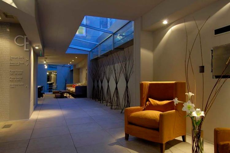 Buenos aires ce hotel de dise o ein boutiquehotel in for Ce design buenos aires