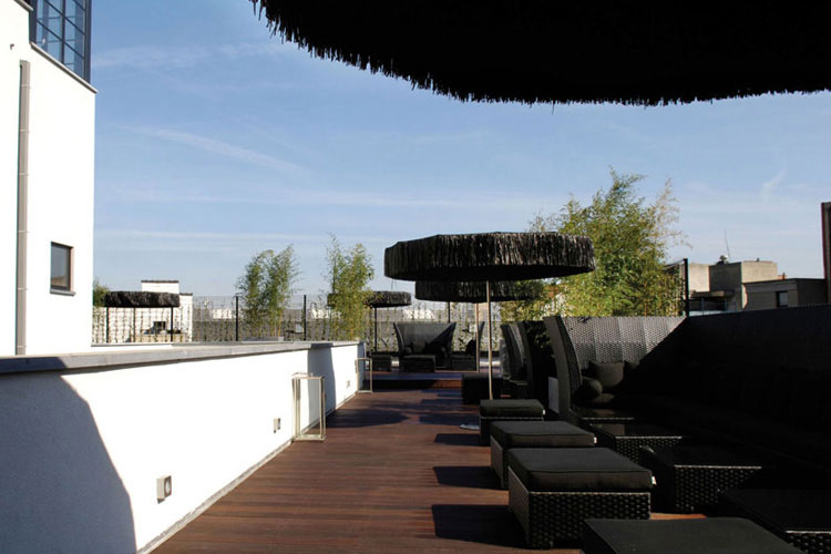 Terrace - Be Manos - Brussels
