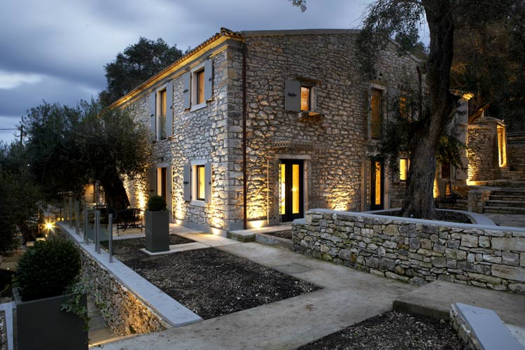 Torri e merli boutique hotel a boutique hotel in paxoi for Great small hotels