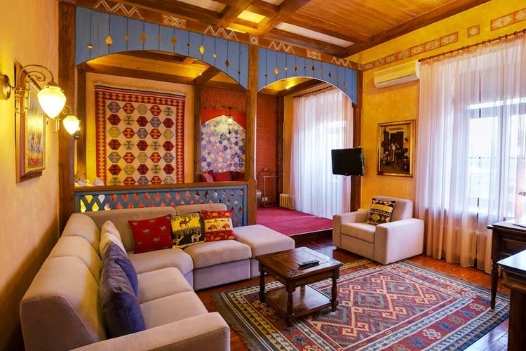 Deluxe Room: Marrakesh - Hotel Alexander House - Sankt Petersburg