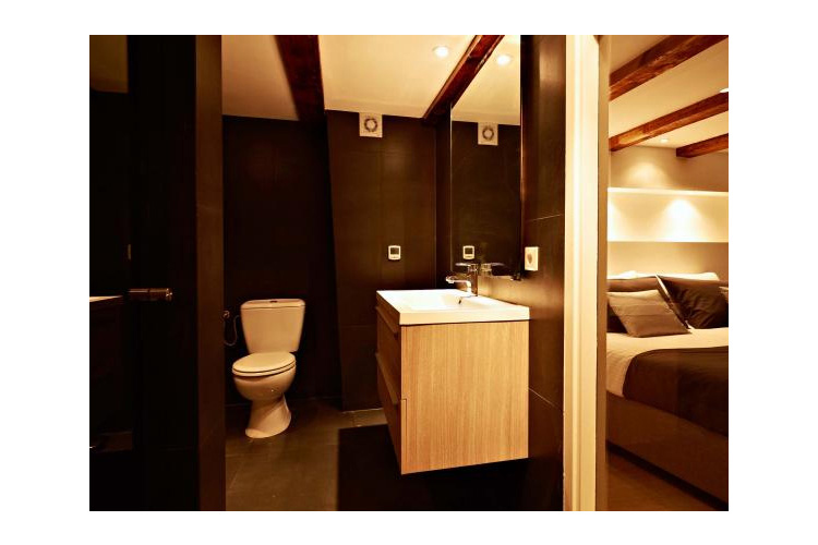 Junior Suite Bathrooom - AMS Suites - Amsterdam