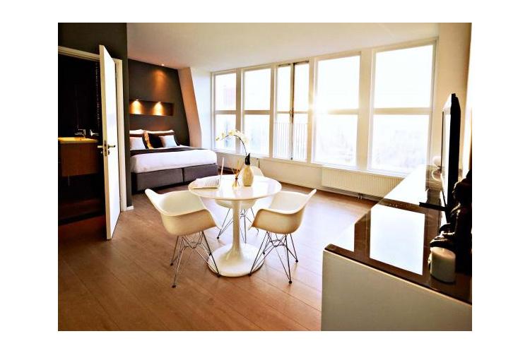 Superior Suite - AMS Suites - Amsterdam